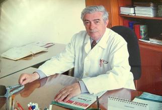 Prof dr Dan Olteanu. Foto: Societatea de Medicină Internă / Facebook