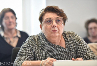 Prof. dr. Dana Stanculeanu, președintele Societății Române de Oncologoie