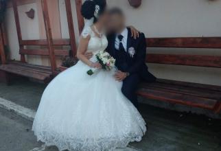 Asistenta s-a infectat chiar al nunta ei     Foto: ebihoreanu.ro