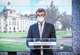 Premierul Andrej Babis. Foto:  Guvernul Cehiei / Vlada.cz
