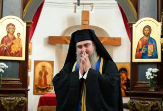 Starețul mănăstirii Partoș, în stare gravă, la ATI     Foto: facebook.com/ManastireaPartos