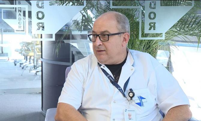 Dr Cristian Pandrea. Foto: DC Medical
