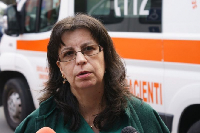 Dr Cristina Geormăneanu. Foto: cvlpress.ro