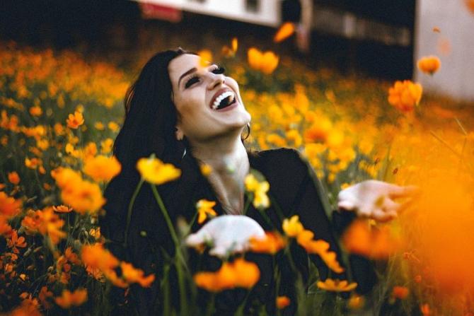 Fericire, toamna. Foto: Pixabay