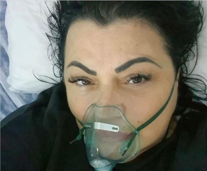 Rodica Olariu. Foto: Facebook
