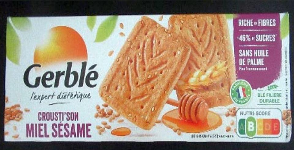 Loturi de biscuiți retrase pentru că sunt contaminate