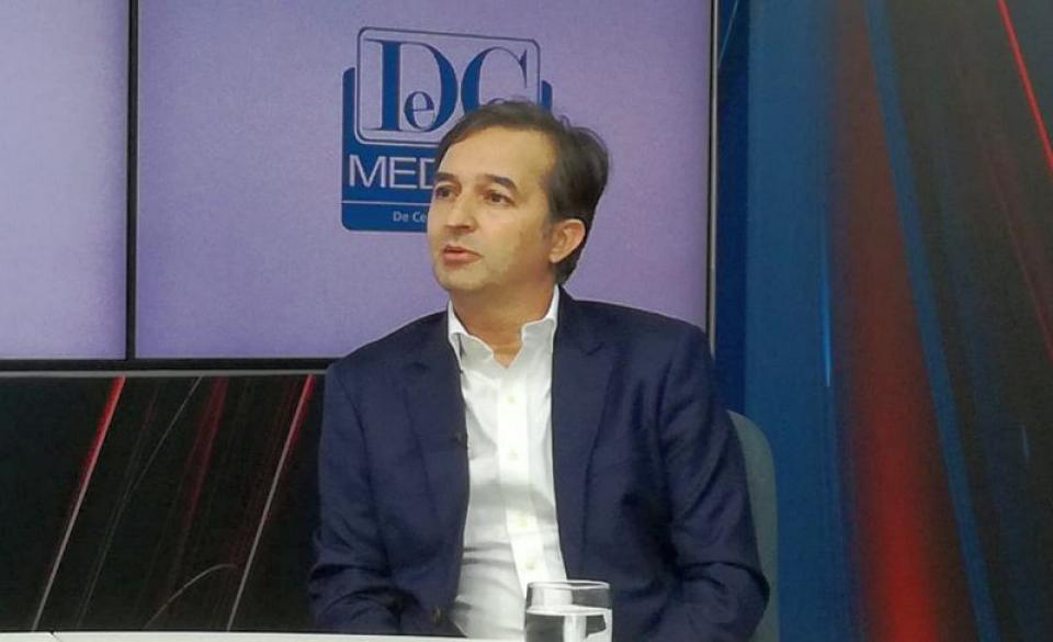 Dr Dragoș Romanescu. Foto: DC Medical