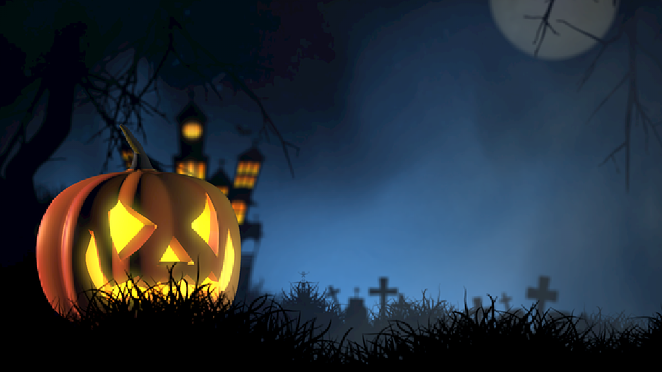 Halloween  FOTO: Pixabay