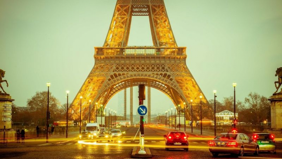 Paris, Turneul Eiffel. Foto: Pixabay