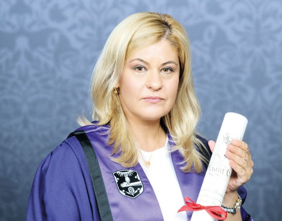 Prof dr Anca Trifan