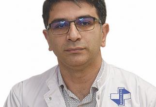Dr Emin Mammadov. Foto: Sanador