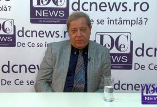 Prof dr Silviu Constantinoiu. Foto: DC News
