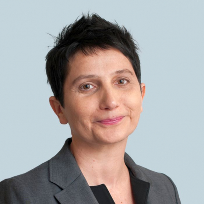 Prof dr Liliana Bordeianou. Foto: Massachusetts General Hospital