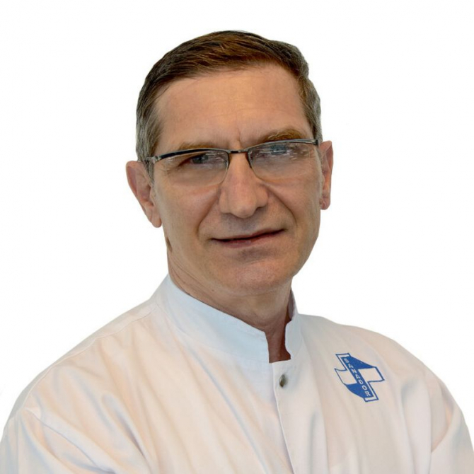 Dr Mircea Dediu. Foto: Sanador