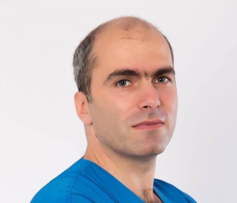 Dr Bogdan Tănase. Foto: Facebook
