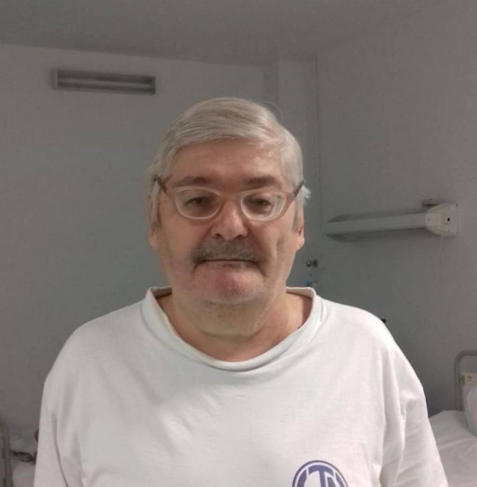 Dr Zeno Moldovan. Foto: Facebook