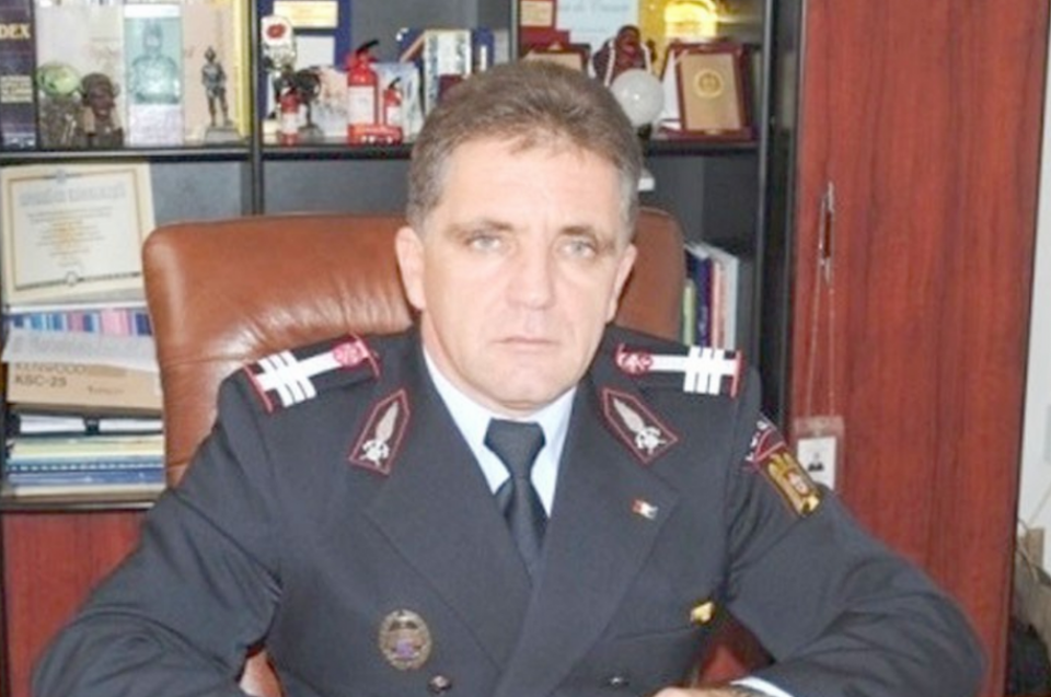 Gheorghe Daniel Popa, răpus de COVID-19     Foto: forum.pompierii.info