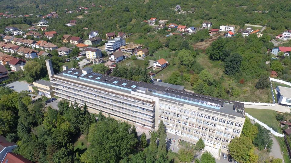 Spitalul TBC Baia Mare - spital-suport Covid   Foto: facebook.com/Spitalul-de-Pneumoftiziologie-Dr-Nicolae-Ruşdea-Baia-Mare