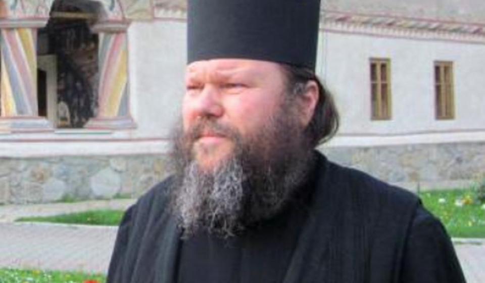 Starețul Ioachim Pârvulescu    Foto: Doxologia.ro