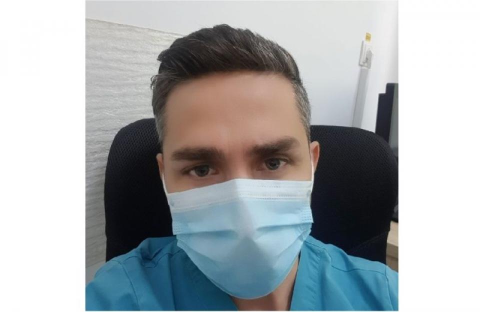 Dr Valeriu Gheorghiță coordonează campania națională de vaccinare împotriva COVID  FOTO: Facebook