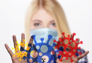 Mască, pericol COVID-19. Foto: pixabay
