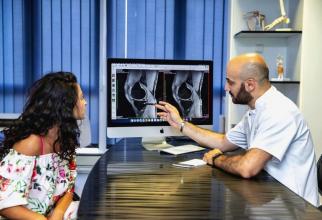 Dr Tarek Nazer, explicând ce este ruptura de ligament încrucișat și cum se rezolvă ea prin ligamentoplastie