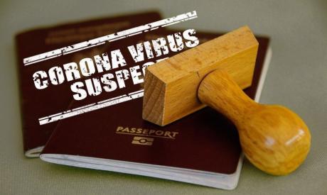 Pașaport,  COVID, coronavirus. Foto: Pixabay