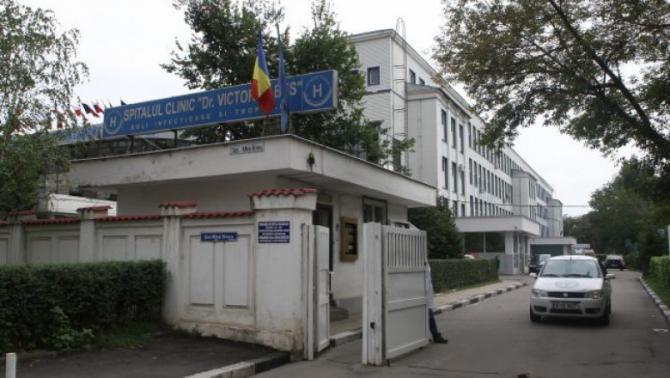 "Spitalul ""Victor Babeș""         Sursa foto: Digi24"