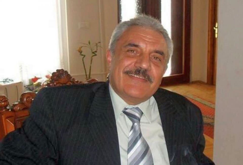 Dr Iosef Koszeghi. Foto: Facebook / Coriu Letitia - Veronica