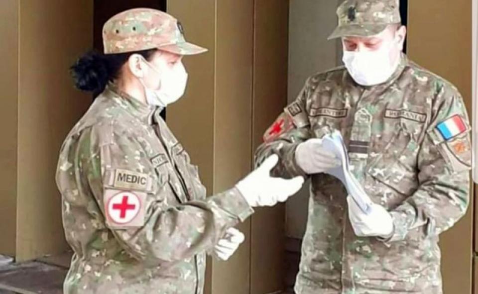 Militarii vor ajuta DSP-urile. Foto: MApN