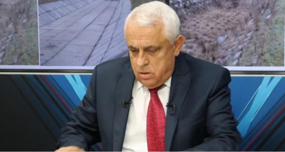 Petre Daea, fost ministru al Ariculturii    Foto. Crișan Andreescu
