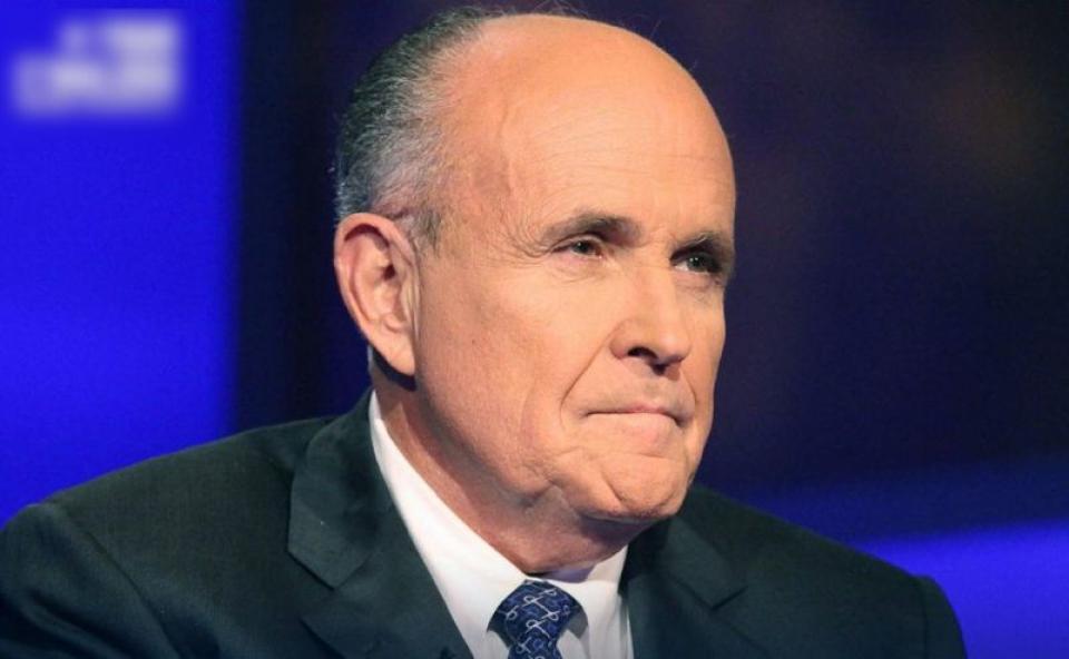 Rudy Giuliani. Foto: Facebook