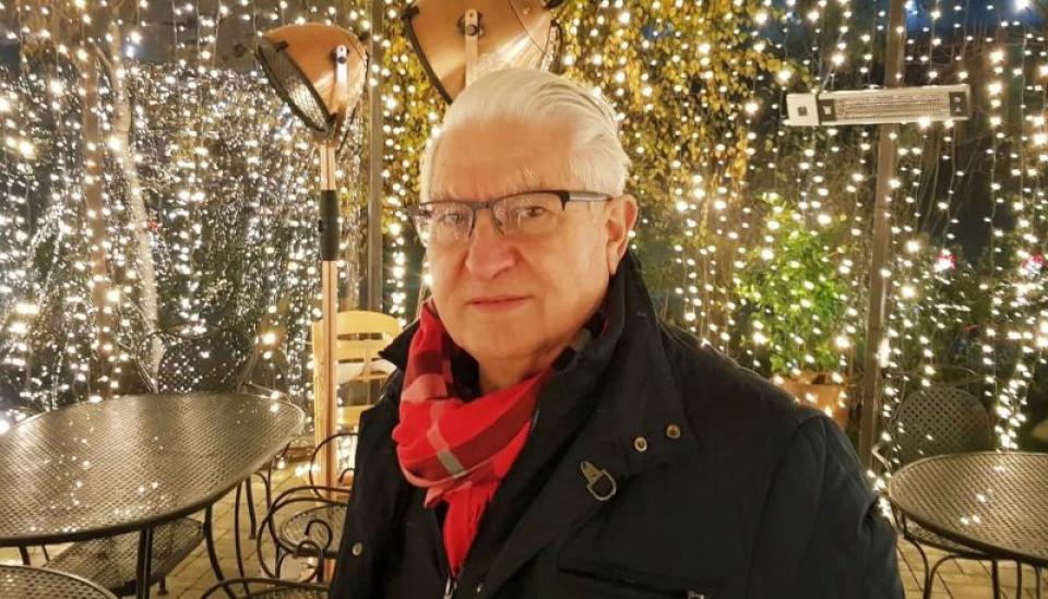 Prof dr Alexandru Vlad Ciurea. Foto: Facebook