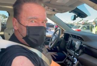Arnold Schwarzenegger. Foto: Twitter