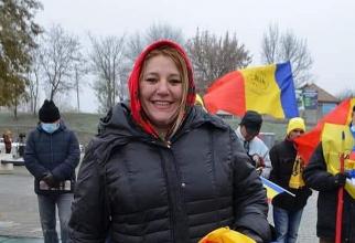 Diana Șoșoacă. Foto. Facebook