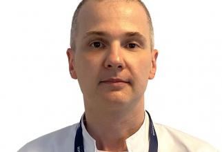 Dr Andrei Tudor Rogoz. Foto: Sanador