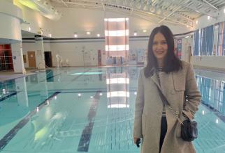 Margaret Ferrier s-a dus, confrmată fiid cu COVID-19, și la un centru de sport! Foto: Twitter