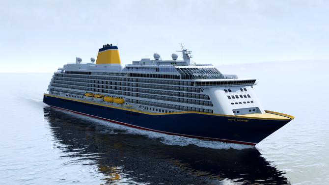 Saga cruises   Foto: cruise-international.com