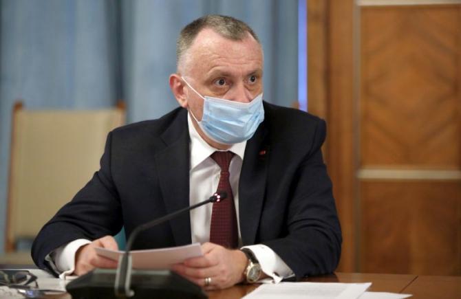 Sorin Cîmpeanu. FOTO gov.ro