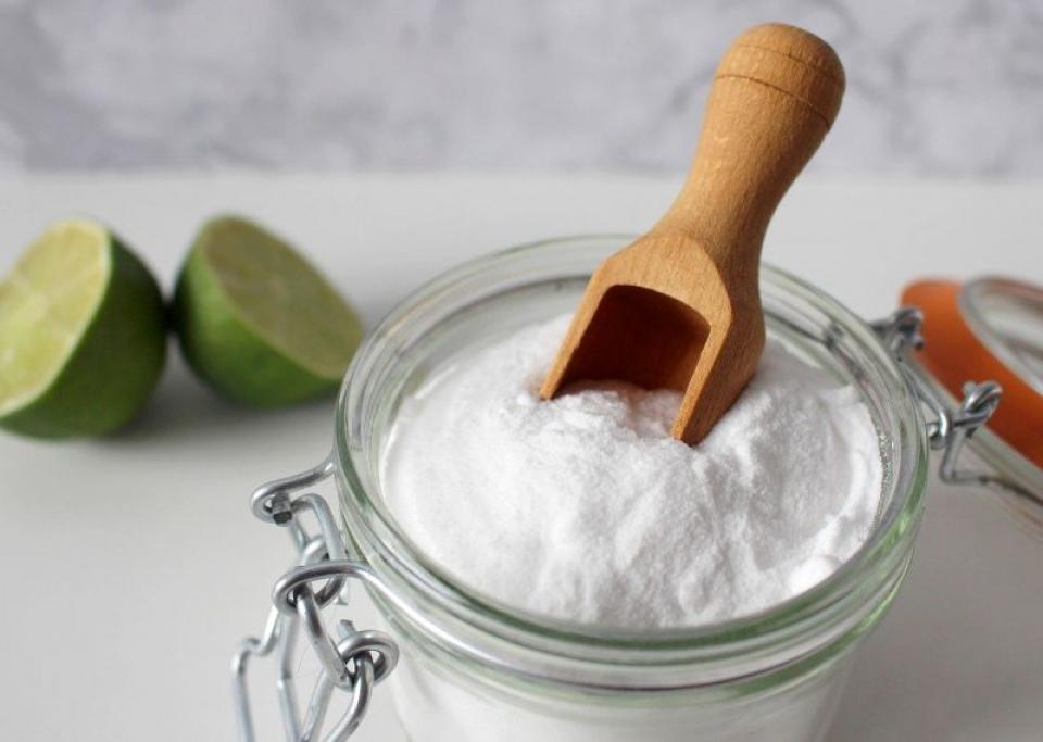 Bicarbonatul de sodiu. Foto: Pixabay