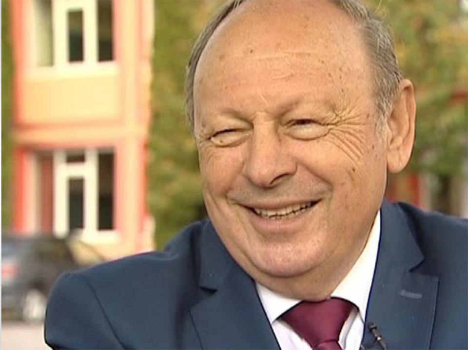 Dr Herman Berkovits. Foto: UMF Iași