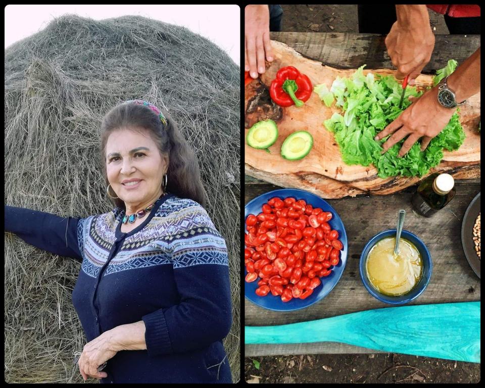 Irina Loghin, dietă