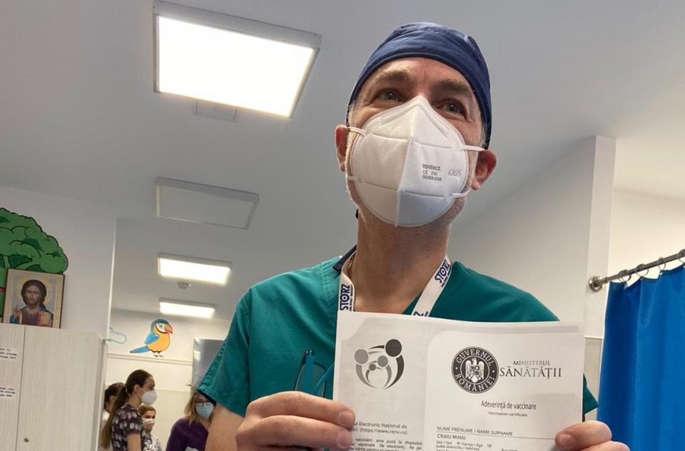 Mihai Craiu  FOTO: DC Medical