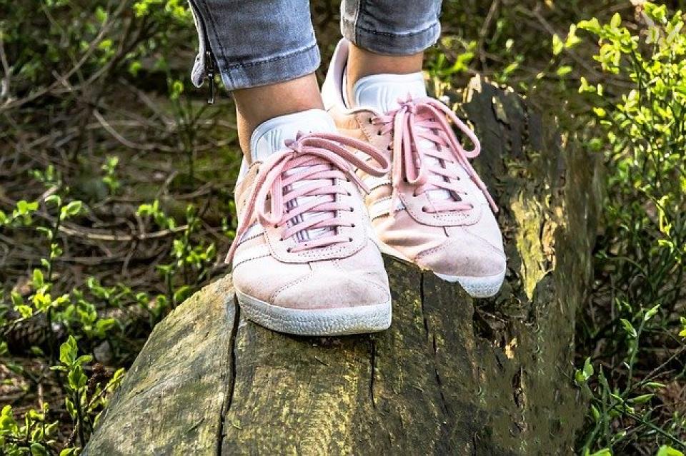 Pantofi sport  FOTO: pixabay