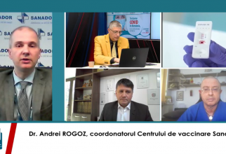 """Cine se vaccinează anti-COVID-19 cel mai mult în România. Dr. Andrei Rogoz (Sanador): """"E o proporție destul de mare"""""""