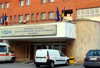 Institutul Oncologic București. Foto: Pagina oficială / ing Marian Dumitrescu