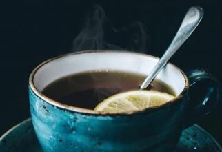 Ceai negru   FOTO pexels