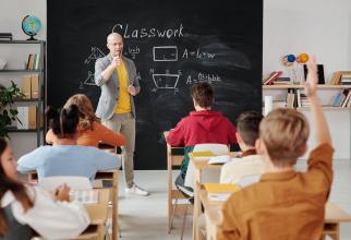 Ce se întâmplă dacă apar focare de COVID-19 în școli. FOTO pexels