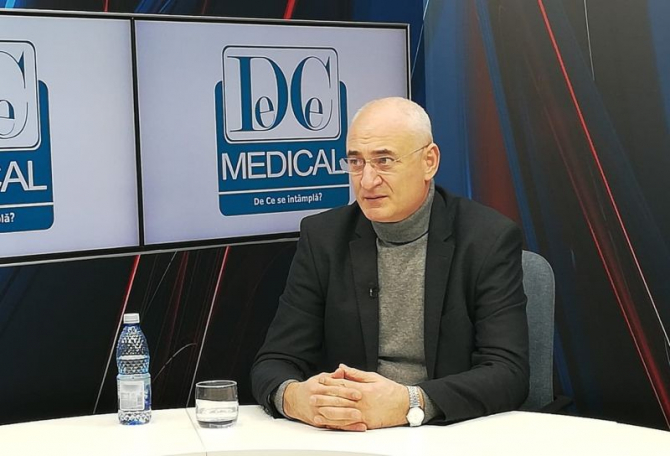 Dr Florin Turcu. Foto: DC Medical