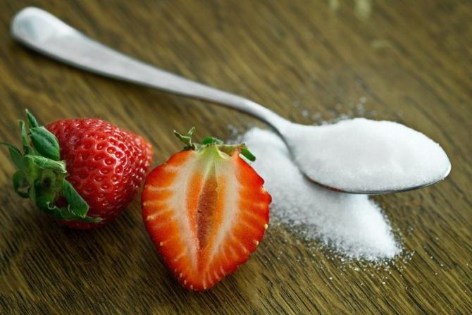 Fructoza în cantități mari este periculoaă pentru sistemul imunitar. Foto: Pexels